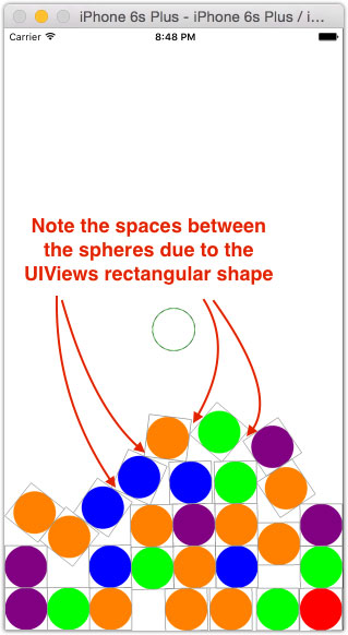 dropit-spaces-between-spheres